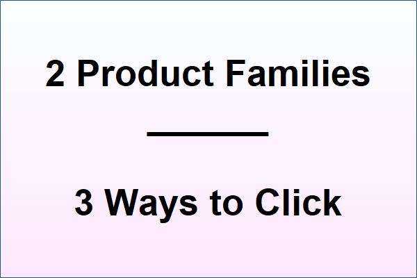 Product Families